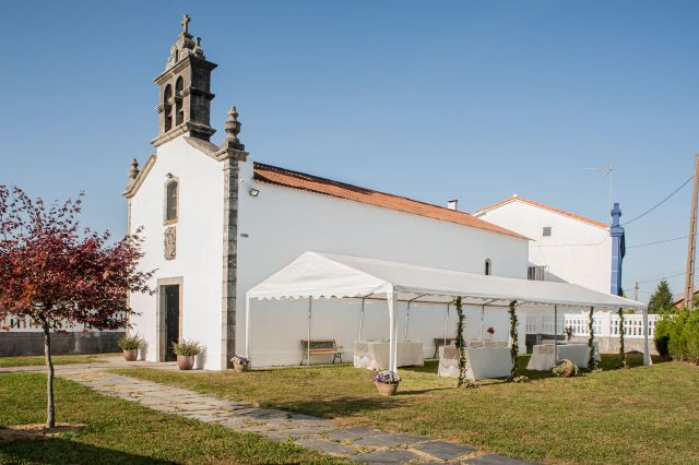 a capela exterior