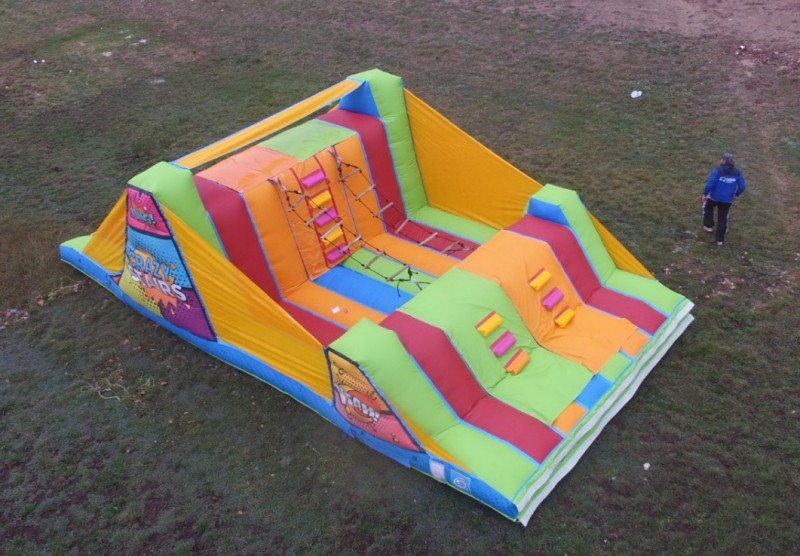 Hinchable Wipe Out